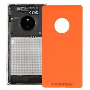 iPartsBuy remplacement de la couverture arrière de la batterie pour Nokia Lumia 830 (Orange) SI551E537-20
