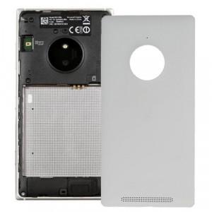 iPartsBuy remplacement de la couverture arrière de la batterie pour Nokia Lumia 830 (blanc) SI551W554-20