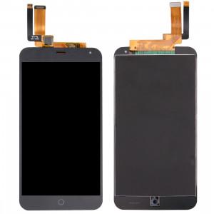 iPartsBuy LCD Écran + Écran Tactile Digitizer Assemblée pour Meizu M1 Note (Noir) SI747B285-20