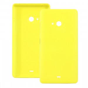 iPartsAcheter pour Microsoft Lumia 540 couvercle arrière de la batterie (jaune) SI10YL1372-20