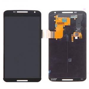 iPartsAcheter 2 en 1 (LCD + Touch Pad) Assemblage de numériseur pour Google Nexus 6 / XT1100 / XT1103 (Noir) SI1108927-20