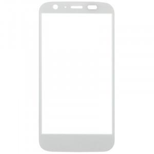 iPartsBuy Remplacement de lentille en verre extérieur pour Motorola Moto G / XT1032 (Blanc) SI505W1599-20