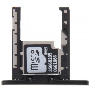 iPartsBuy SD Carte Plateau pour Nokia Lumia 720 (Noir) SI056B863-20