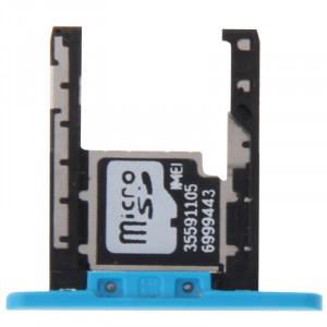 iPartsBuy SD Carte Plateau pour Nokia Lumia 720 (Bleu) SI056L288-20