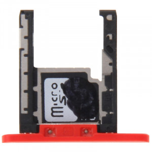 iPartsBuy Carte SD Plateau pour Nokia Lumia 720 (Rouge) SI056R1065-20