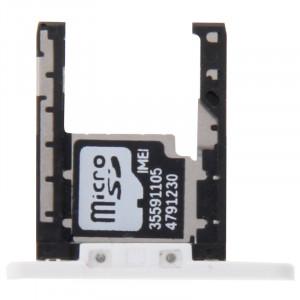 iPartsBuy SD Carte Plateau pour Nokia Lumia 720 (Blanc) SI056W1760-20