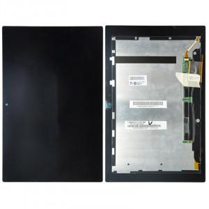 Ecran LCD + écran tactile pour tablette Sony Xperia Z / SGP311 / SGP312 / SGP321 (Noir) SH167B1629-20