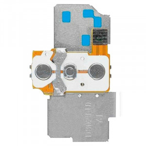 iPartsBuy Module de carte de téléphone mobile (volume et bouton d'alimentation) Remplacement pour LG G2 / D800 / D801 / D802 / D803 SI22391791-20