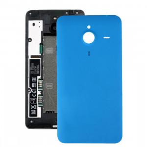 iPartsAcheter pour Microsoft Lumia 640 XL couvercle de la batterie arrière (bleu) SI400L1061-20