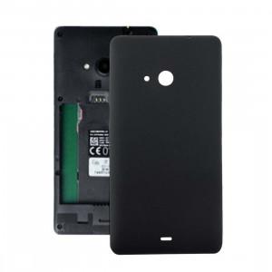 iPartsBuy remplacement de la couverture arrière de la batterie pour Microsoft Lumia 535 (noir) SI402B1959-20