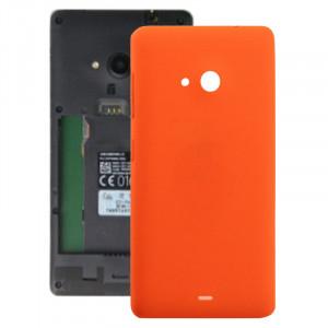 iPartsBuy remplacement de la couverture arrière de la batterie pour Microsoft Lumia 535 (Orange) SI402E1708-20