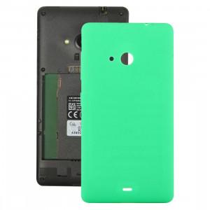 iPartsBuy remplacement de la couverture arrière de la batterie pour Microsoft Lumia 535 (vert) SI402G642-20