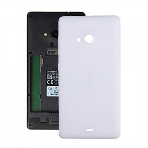 iPartsBuy remplacement de la couverture arrière de la batterie pour Microsoft Lumia 535 (blanc) SI402W790-20