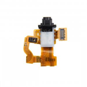 iPartsBuy Écouteur Jack Câble Flex Remplacement pour Sony Xperia Z3 Compact / D5803 / D5833 SI2589226-20
