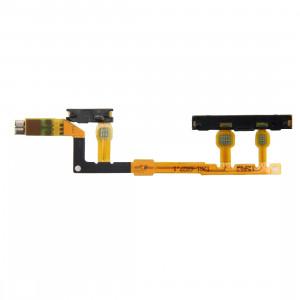 Bouton d'alimentation iPartsBuy et bouton de volume Câble Flex pour Sony Xperia Z3 Compact / D5803 / D5833 SB2590327-20
