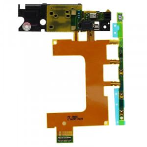 Bouton d'alimentation iPartsBuy et bouton de volume Câble Flex pour Sony Xperia ZR / M36h / C5503 SB2598388-20