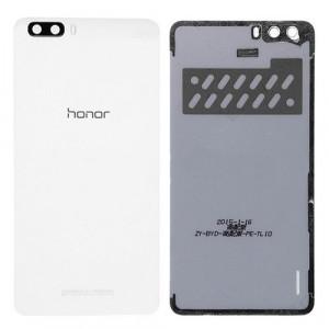 iPartsAcheter Couverture de logement arrière pour Huawei Honor 6 (blanc) SI314W348-20