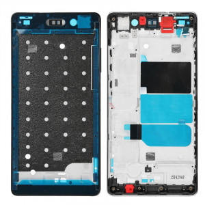 iPartsBuy Boîtier de Cadre de Cadre Avant pour Huawei Ascend P8 Lite (Noir) SI398B1979-20