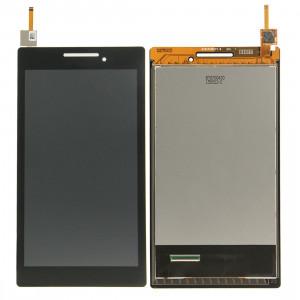 iPartsBuy LCD Écran + Écran Tactile Digitizer Assemblée pour Lenovo TAB 2 A7-10 (Noir) SI512B1040-20