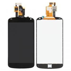 iPartsBuy LCD Affichage + Écran Tactile Digitizer Assemblée Remplacement pour Google Nexus 4 / E960 (Noir) SI022B300-20