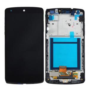 iPartsBuy LCD Display + écran tactile Digitizer Assemblée avec remplacement de cadre pour Google Nexus 5 / D820 / D821 (Noir) SI023B1473-20