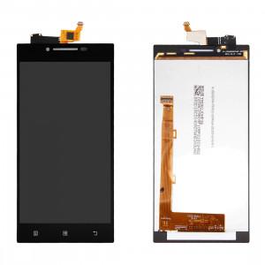 iPartsBuy LCD Affichage + Écran Tactile Digitizer Assemblée Remplacement pour Lenovo P70 (Noir) SI667B1873-20