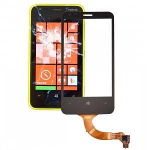 iPartsBuy Écran tactile avec remplacement de cadre pour Nokia Lumia 620 (Noir) SI000B622-20