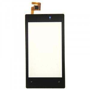 iPartsBuy Écran Tactile avec Cadre pour Nokia Lumia 520 (Noir) SI002B854-20