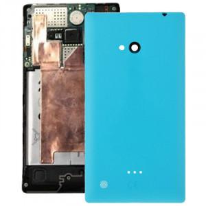 Surface de protection en plastique givré pour Nokia Lumia 720 (Bleu) SS057L1399-20