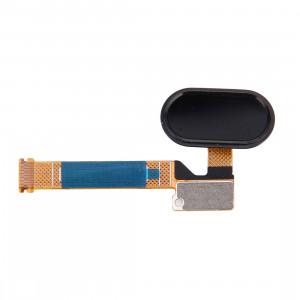 iPartsBuy Home Flex câble avec remplacement d'identification d'empreintes digitales pour Meizu MX5 (noir) SI812B1453-20