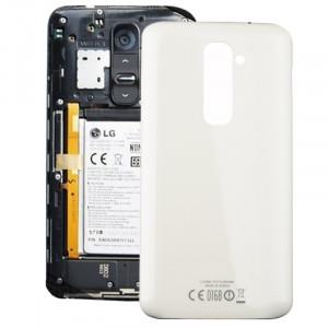 iPartsAcheter pour LG G2 / D802 couverture arrière d'origine (blanc) SI847W1325-20