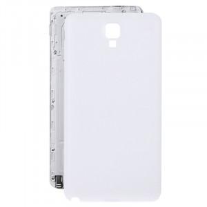 iPartsBuy remplacement de la couverture arrière de la batterie pour Samsung Galaxy Note 3 Neo / N7505 (blanc) SI122W1264-20