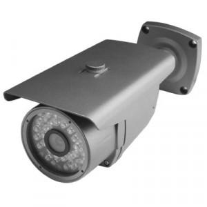 Caméra Etanche 1/3 SONY CCD Couleur 520TVL, Distance IR: 30m SH218C424-20