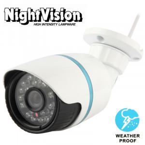 1/3 pouce SONY 138 1000TVL 8mm Lentille fixe IR LED & Caméra vidéo couleur CCD étanche, IR Distance: 25m (6Y-C088E) SH223D1579-20