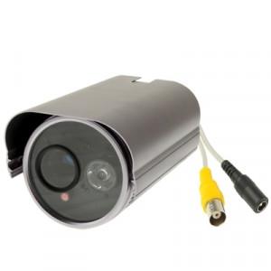 1/3 SONY 650TVL Caméra étanche vidéo couleur numérique CCTV, Distance IR: 50m SH2283578-20