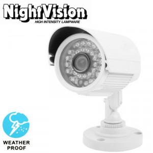 1/3 Sony 650TVL 3.6mm Objectif IR et caméra vidéo couleur étanche CCD, Distance IR: 50m SH273B1682-20