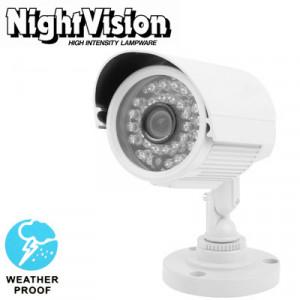 1/3 Sony 700TVL 3.6mm Objectif IR et caméra vidéo couleur étanche CCD, Distance IR: 50m SH273C1086-20