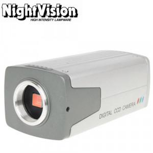 Caméra couleur CCD pour boîtier de caméra Sony 420TVL 1/3 pouce avec caméra standard de vidéosurveillance basse luminosité SH06011590-20