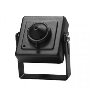 1/3 SONY CCD 650TVL Mini Caméra, Mini Caméra Trou Trou, Taille: 35 x 32 x 20mm SH701E674-20