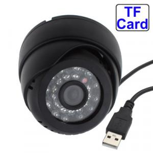 Mini caméra enregistreur vidéo numérique avec fente pour carte TF, enregistrement en boucle / enregistrement sonore / fonction caméra PC SH07031389-20