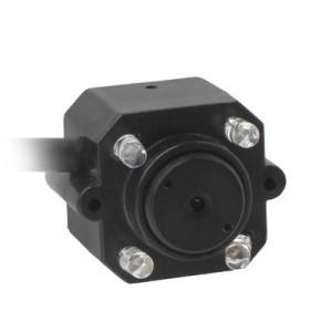 1/4 CMOS 4 LED Couleur 380TVL Mini Caméra, Mini Caméra Trou Trou SH07100-20