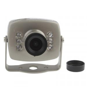 Mini caméra 1/4 CMOS 6 LED couleur 380TVL SH07121088-20