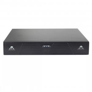 Enregistreur vidéo numérique HDD réseau N4 / 1U-M 4CH H.264 DVR, prise en charge VGA / RJ45 NET / USB 2.0 (noir) SH20191762-20