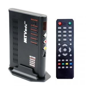 TV LCD HD 1920x1200 avec télécommande, TV (PAL-BG + PAL-DK), noir SH82BB1540-20