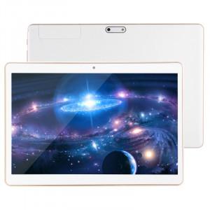 SM960 3G Appel téléphonique Tablet PC, 9,6 pouces, 1 Go + 16 Go, Android 5.1 MTK6580 Quad Core jusqu'à 1,3 GHz, double SIM, GPS, WiFi, Bluetooth, OTG (blanc) SS04911867-20