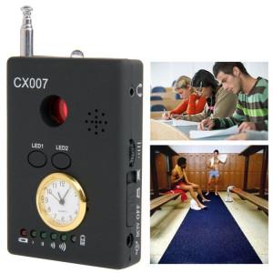 Détecteur audio-vidéo à détection polyvalente à gamme complète (CX007) SH10041318-20