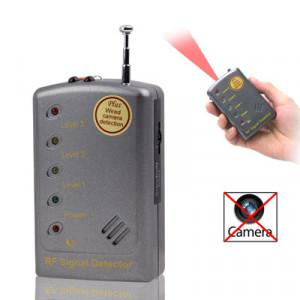 Détecteur de signal RF à sensibilité supérieure / Signaux numériques de Bluetooth / WLAN / Wi-Fi avec sélecteur analogique / numérique (SH-055GRV) (gris) SH10131709-20