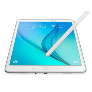 Pour Galaxy Tab A 8.0 / P350 / P580 et 9.7 / P550 Touch Stylus S Pen (blanc) SH951W1935-20