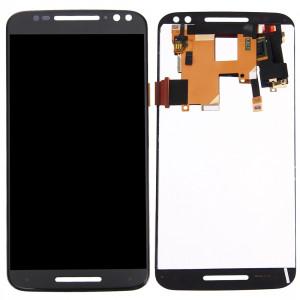 iPartsBuy LCD Affichage + Écran Tactile Digitizer Assemblée Remplacement pour Motorla Moto X Pure Edition / XT1575 (Noir) SI048B1562-20