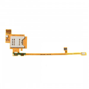 iPartsAcheter pour Câble Flex pour Sony Ericsson Xperia Pro MK16i MK16 SI0057601-20